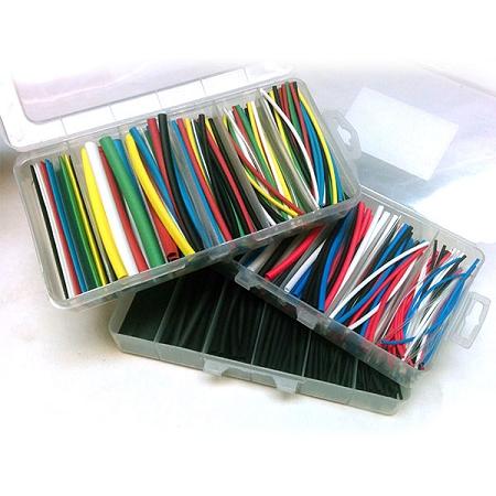 21 heat shrink boxed kits