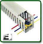 Closed Slot Wire Duct