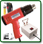 Heat Guns, Hot Knives,  Soldering