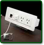 On Desk Outlets