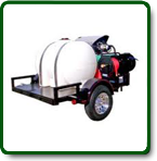 Trailer Mounted Washers