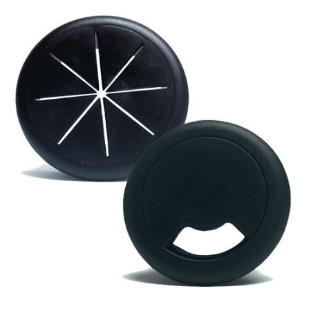 home desk grommets organizers grommets round flexible desk grommets