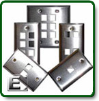 Wall Plates, Inserts, Housings