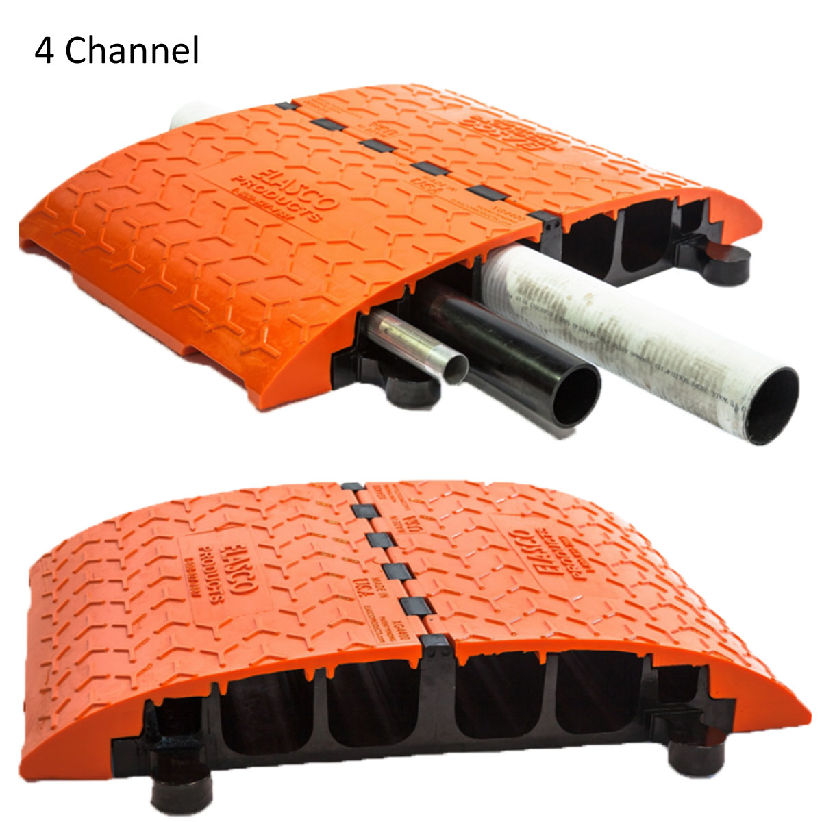 xtreme guards heavy duty cable protectors load capacity 30 to 40 tons 2 4 channel elasco. Black Bedroom Furniture Sets. Home Design Ideas