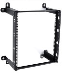 Kendall Howard V-Line Fixed Wall Mount Open Rack