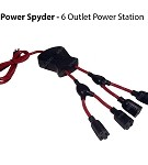 Power Spyder 6 Outlet Power Station