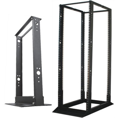 Open Frame Floor Racks | Quest | Server Rack