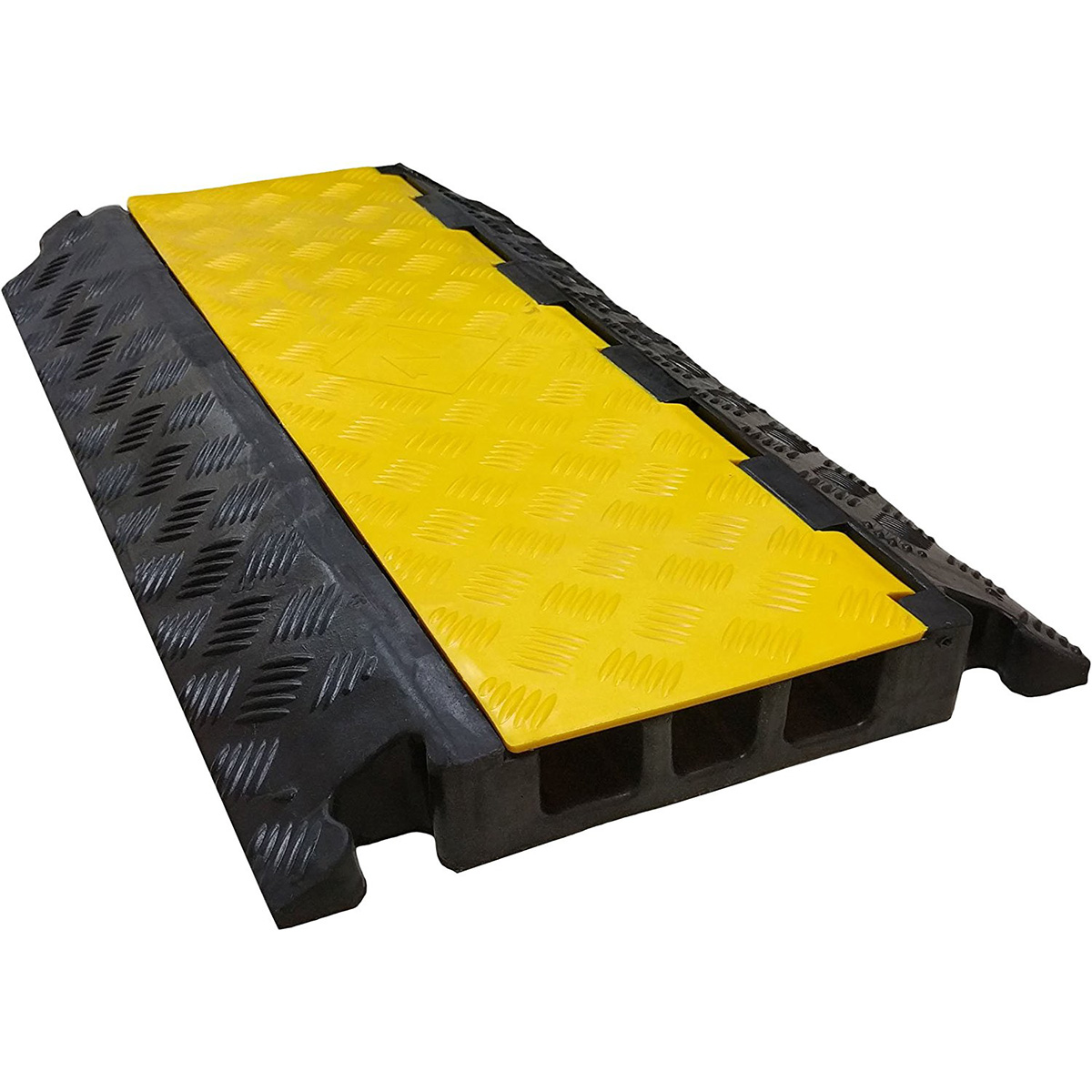 EZ Rubber Cable Protection Ramps | 2, 3 , 5 Channel Options