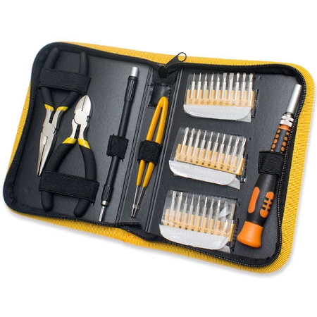 35 Piece Precision Screwdriver Set Tool Kit