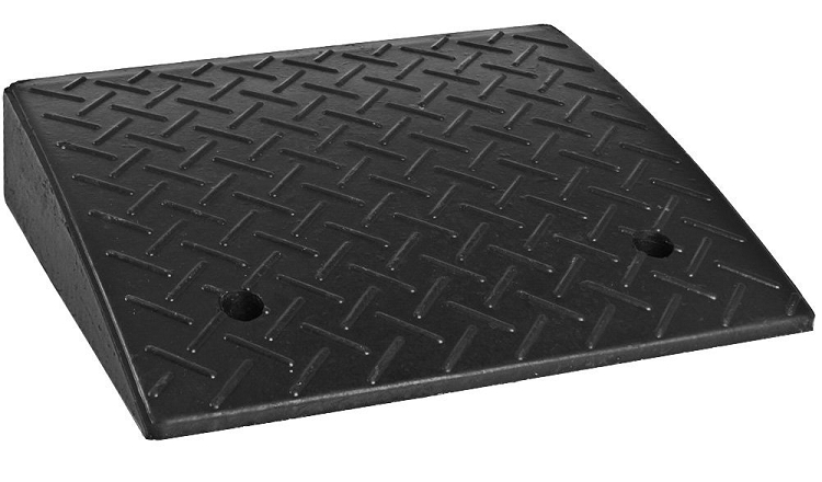 Heavy Duty Rubber Curb Ramps 4 3 Quot 5 2 Quot Portable