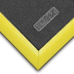 #656 Niru Cushion-Ease Solid Floor Mat - NoTrax