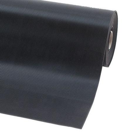 730 V Groove Corrugated Vinyl Runner Industrial