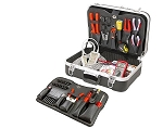 Quest 81 Piece Network / Coaxial Installers Tool Kit