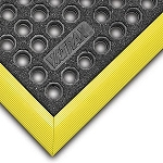 #850 Niru Cushion-Ease GSII Floor Mat - NoTrax