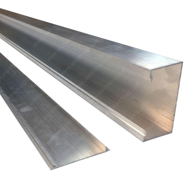 Aluminum Metal Cable Raceways Surface