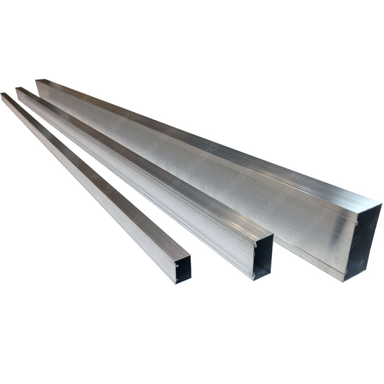 aluminum metal cable raceways surface raceways rh electriduct com Wire Raceway Home Depot raceway electrical definition