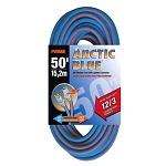 Arctic Blue Extreme Temperature Extension Cords