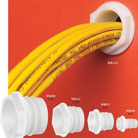 Arlington Industries Non Metallic Wire Bushings Drywall