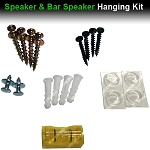 Speaker & Bar Speaker Hanging Kit - Hangman Products
