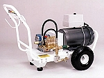 Large Frame Belt Drive Pressure Washers (Electric)