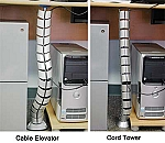 Cable Elevator & Flexible Cord Tower