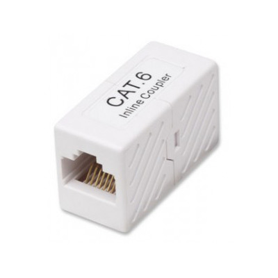 Inline Couplers Cat5e Cat6 Networking