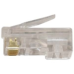RJ45 Cat5e Plugs - Solid