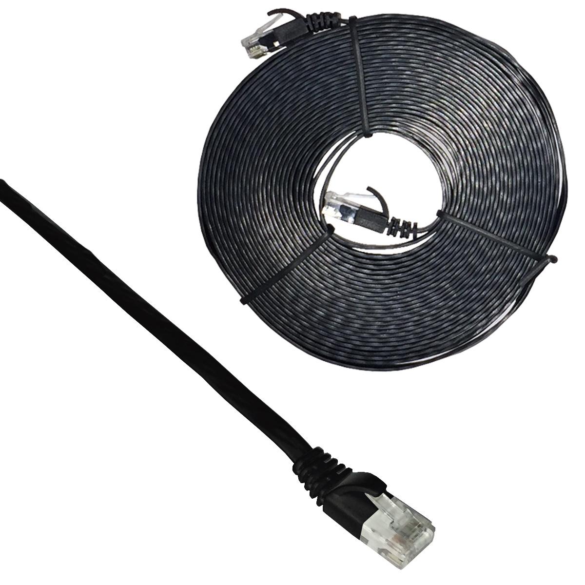 Flat Design Cat6 Ethernet Patch Cables Size Amp Color
