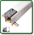 Narrow Slot Wire Duct