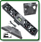 Electriduct Rack Fans