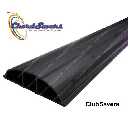 ChordSavers™ ClubSaver™ Cord Cover   Floor Cable Covers