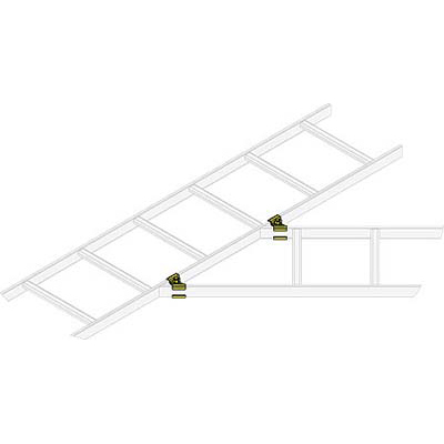 Cl Series Cable Ladder Junction And Splice Hardware