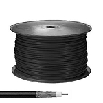 CM Rated RG11 Coaxial Bulk Wire Cable