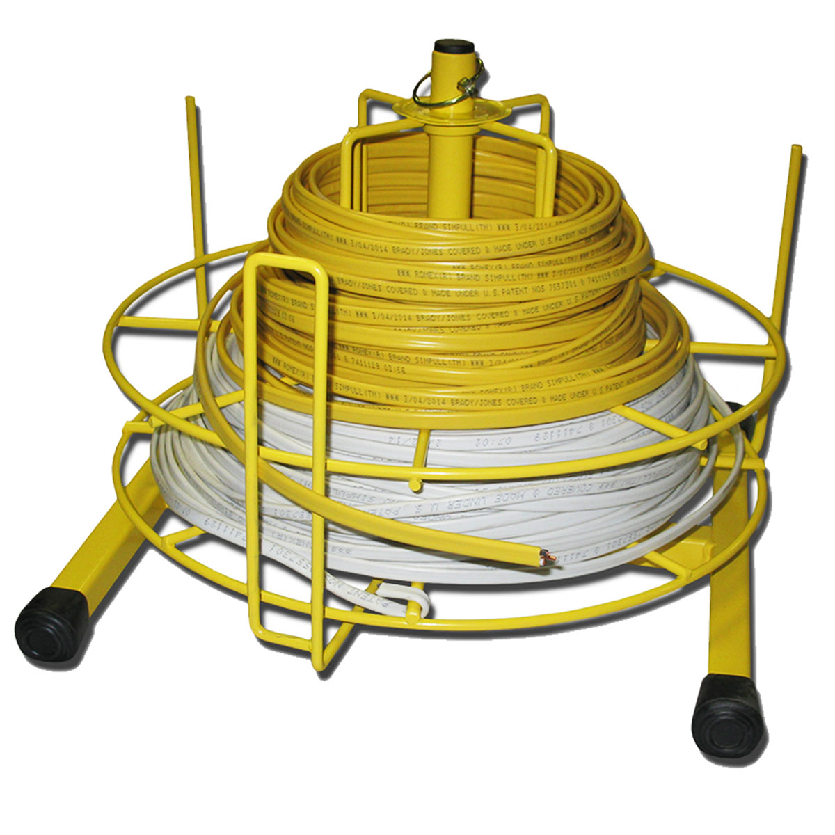 Cable Pulling Coil Reel Stand