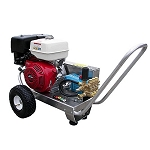 Belt Drive Stainless Steel Pressure Washers