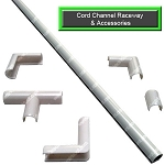 Cord Channel Raceway & Accessories