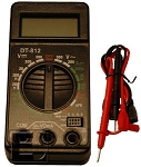 Mini Digital Multimeter - DT-812
