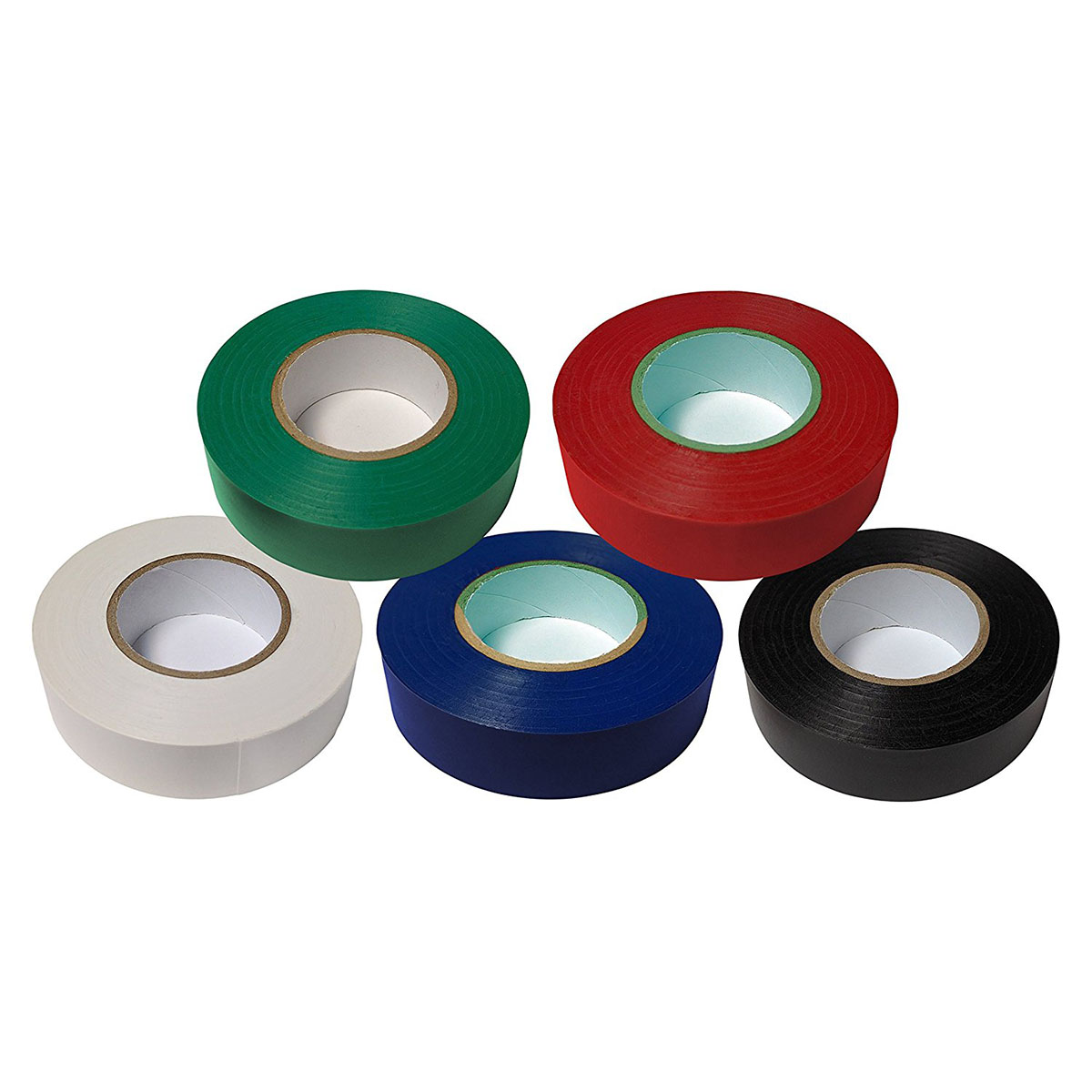 Electrical Adhesive Tape Colored Electric Tapes