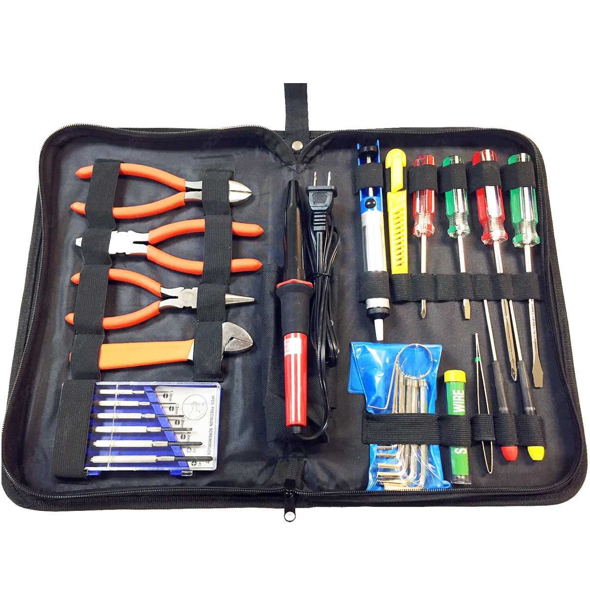 Electronic Master Tool Kits Soldering Irons