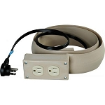 Electrical Power Extensions - Power Cord Covers