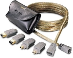 FireWire® 3 in 1 QuickConnect™ Cable Kit