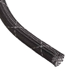 Flexo Tight Weave Flame Retardant Braided Sleeving