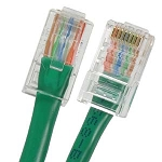 Cat6 Non-Boot Patch Cables