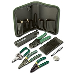 Greenlee Fiber Optic Hand Tools Kit