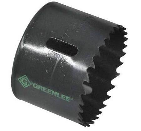 "GreenLee Bi-Metal 1-1//8/"" Hole Saw for 3//4/"" 825-1-1//8"