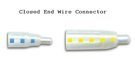 5 HydraLink HL57-14 In-Line Multiple Wire Butt Connectors 16-14AWG Heat Shrink