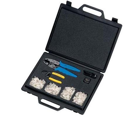 Ideal 10base T Crimpmaster Rj45 Kit