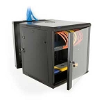 Kendall Howard Swing-Out Wall Mount Cabinets