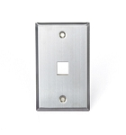 Leviton Stainless Steel Wall Plates