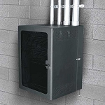 Middle Atlantic CableSafe Data Wall Cabinet